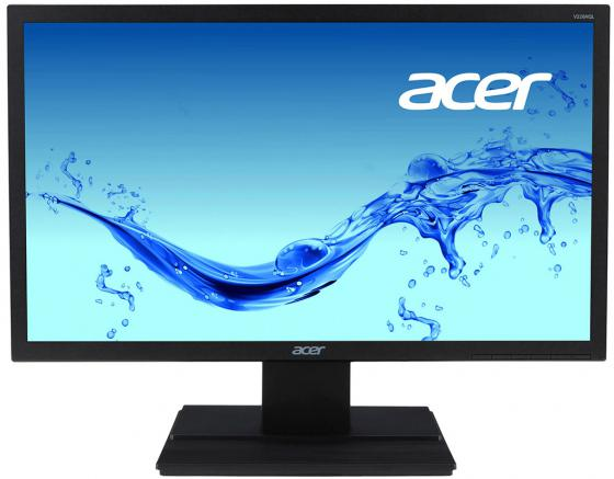 Монитор 27 Acer V276HLCbmdpx черный VA 1920x1080 300 cd/m^2 6 ms DVI DisplayPort VGA Аудио