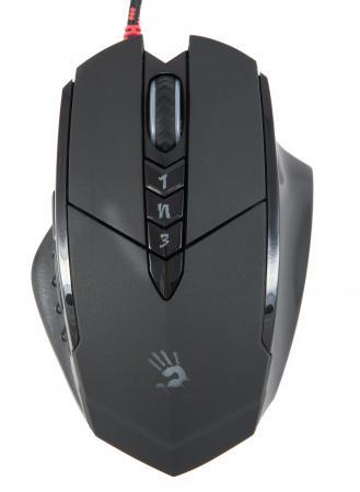 Мышь проводная A4TECH Bloody V7M71 чёрный USB мышь a4tech bloody v7m71 black