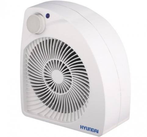 Тепловентилятор Hyundai H-FH5-20-U9201 2000 Вт белый цена и фото