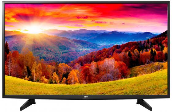 "Телевизор 43"" LG 43LH570V черный 1920x1080 Wi-Fi Smart TV USB RJ-45 WiDi"