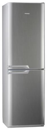 Холодильник Pozis RK-FNF-172S серебристый холодильник pozis rk fnf 172 w b встроенные ручки черн накладки