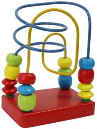 Развивающая игрушка Alatoys Лабиринт ЛБ1021 деревянный лабиринт alatoys собачка лб1033
