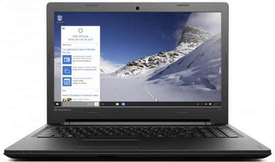 "все цены на  Ноутбук Lenovo IdeaPad 110-15IBR 15.6"" 1366x768 Intel Celeron-N3060 500Gb 2Gb Intel HD Graphics 400 черный DOS 80T7003RRK  онлайн"