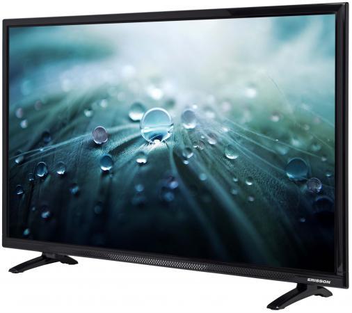 """Телевизор 32"""" Erisson 32 LES 76 T2 черный 1366x768 50 Гц SCART USB"""