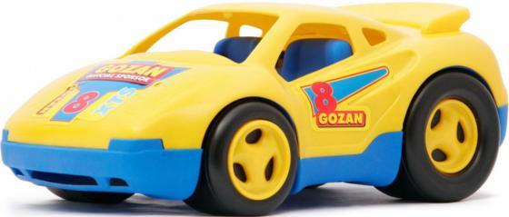Автомобиль Полесье Ралли гоночный желтый 8954 ludattica паззл с 3d фигурами ралли гран при