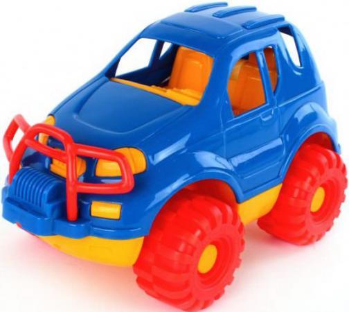 Автомобиль Нордпласт Джип синий 22