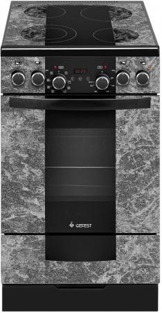 Электрическая плита Gefest 5560-03 0043 серый gefest 120