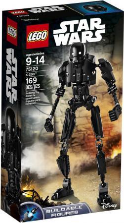 Конструктор LEGO Star Wars K-2SO™ 169 элементов 75120 lego lego star wars 75120 к 2so™