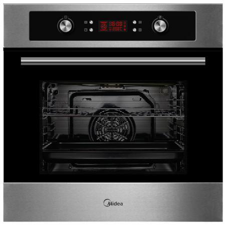 Электрический шкаф Midea 65DAE40105 серебристый электрический шкаф midea 65cme10102 черный