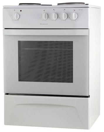 Электрическая плита Darina 1D EM141 404 W белый цена 2017
