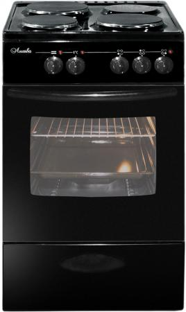 лучшая цена Электрическая плита Лысьва ЭП 301 черный