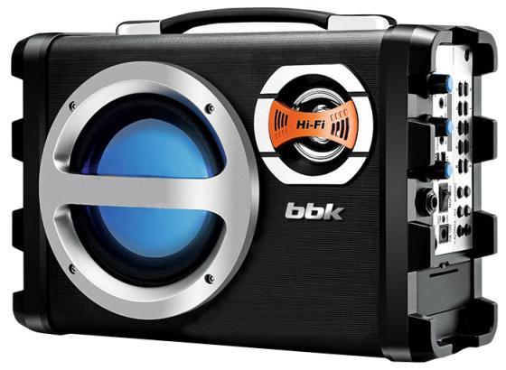 Магнитола BBK BS05BT черный магнитола bbk bs05bt black