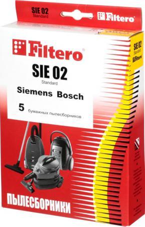 Пылесборник Filtero SIE 02 Standard 5 шт цена