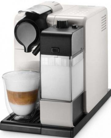 Кофемашина DeLonghi Nespresso EN550W 1400 Вт белый кофемашина delonghi ecam510 55 m 1450 вт серебристый