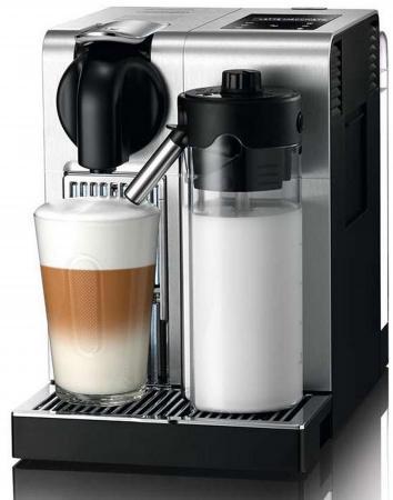 Кофемашина DeLonghi Nespresso EN 750.MB 1400 Вт серебристый