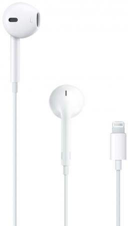 Наушники EarPods with Lightning Connector MMTN2ZM/A