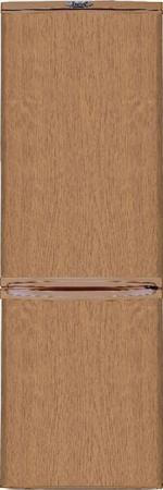 Холодильник DON R R-291 002 DUB коричневый двухкамерный холодильник don r 291 g