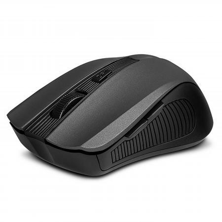 Мышь беспроводная Sven RX-345 серый USB стоимость