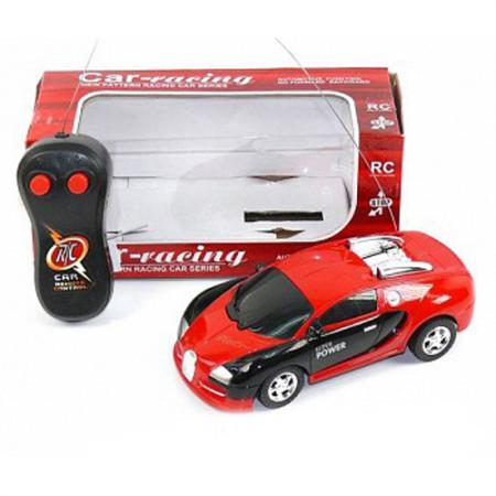 Машинка на радиоуправлении Shantou Gepai 6927078235421 красный от 3 лет пластик машинка на радиоуправлении shantou gepai g253 12a пластик от 3 лет красный 6927712563804