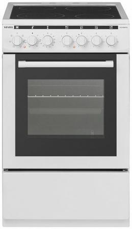 лучшая цена Электрическая плита Vestel VC V56WTD белый