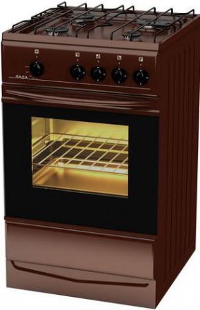 Газовая плита TERRA SH 14.120-03 Br коричневый цены