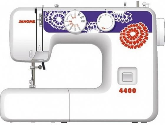 Швейная машина Janome 4400 белый швейная машина janome 4400