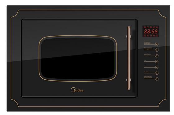 Встраиваемая микроволновая печь Midea TG925BW7-B1 900 Вт чёрный