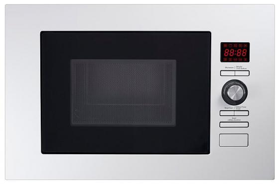 Встраиваемая микроволновая печь Midea AG820BJU-WH 800 Вт белый встраиваемая микроволновая печь midea mg820bw8 w1 800 вт белый