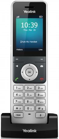 Дополнительная трубка IP/Dect Yealink W56H для W56P voip телефон yealink w56p w56p