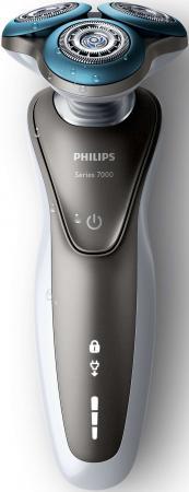 Бритва Philips S7720/26 чёрный бритва philips s5310 06