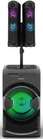 Мидисистема Sony MHC-GT4D черный sony sony mhc gt4d
