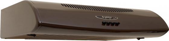 Вытяжка подвесная Gefest ВО-2501 К47 коричневый цена и фото