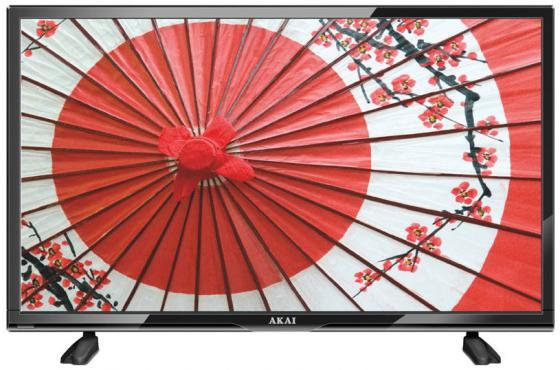 Телевизор 22 Akai LEA-22K39P черный 1920x1080 HDMI VGA USB телевизор 24 akai lea 24v61w full hd 1920x1080 usb hdmi vga белый