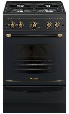 Газовая плита Gefest 5100-02 0087 черный