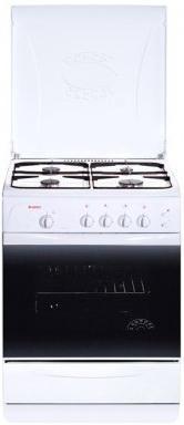 Газовая плита Gefest 1200-00 С 6 белый цена и фото