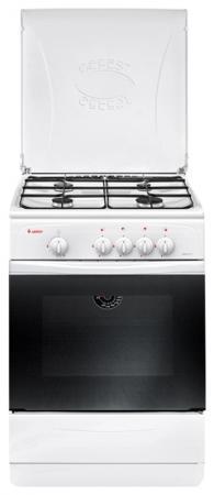 Газовая плита Gefest 1200-00 С 7 K 8 белый цена и фото