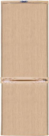 Холодильник DON R R-291 003 BUK коричневый двухкамерный холодильник don r 291 mi