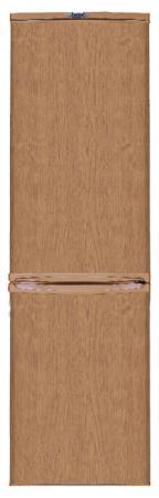 Холодильник DON R R-299 002 DUB коричневый двухкамерный холодильник don r 299 dub