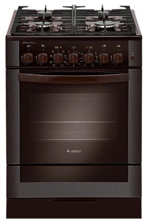 Комбинированная плита Gefest 6502-03 0030 коричневый 25888