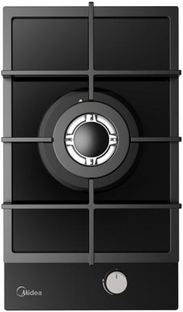 Варочная панель газовая Midea Q301GFD черный q and q al06 301