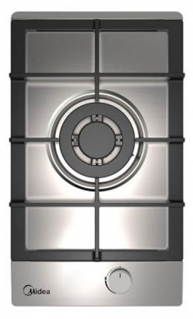 Варочная панель газовая Midea Q301SFD серебристый