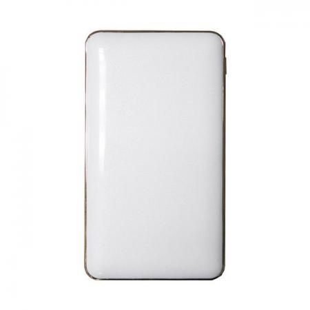 Портативное зарядное устройство Mango Device MP-8000 белый 8000mAh 2A MP-8000WT аккумулятор mango device mp 8000wt 8000mah white 16324