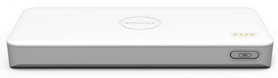все цены на Внешний аккумулятор Romoss polymos 10 air 10000mAh белый онлайн