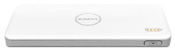 Внешний аккумулятор Romoss polymos QS 05 5000mAh белый original romoss polymos05 5000mah dual usb li polymer power bank