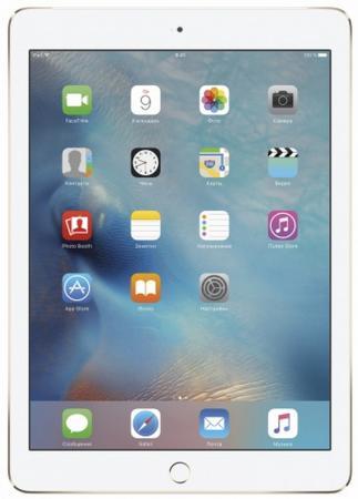 Планшет Apple iPad Air 2 9.7 32Gb золотистый Bluetooth Wi-Fi 3G LTE iOS MNVR2RU/A