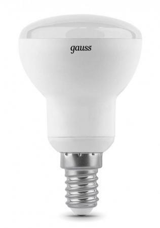 Лампа светодиодная E14 6W 4100K груша зеркальная 106001206