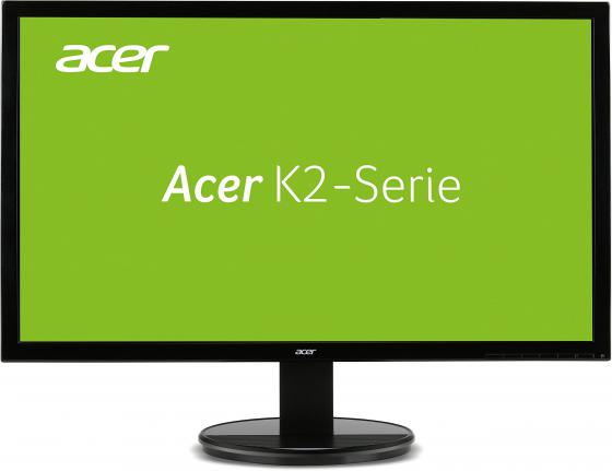 Монитор 27 Acer K272HLEBID черный VA 1920x1080 300 cd/m^2 4 ms HDMI VGA DVI