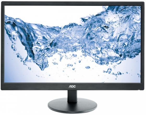 Монитор 23.6 AOC M2470SWD2 черный VA 1920x1080 250 cd/m^2 5 ms DVI VGA 21 5 asus vs229ha va 1920x1080 250 cd m^2 5 ms dvi hdmi vga 90lme9001q02231c
