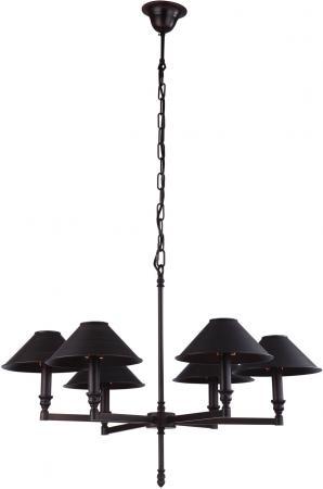 Подвесная люстра Arte Lamp Giordano A2398LM-6BA giordano fedora abbado