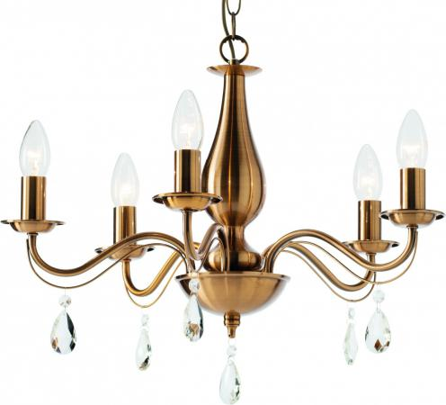 Подвесная люстра Arte Lamp 80 A9369LM-5RB потолочная люстра arte lamp 56 a8564pl 5rb